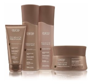 Amend Complete Repair - Kit Shampoo Condicionador Máscara e Leave-in