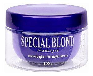 Kpro Special Blond - Máscara De Tratamento 165g