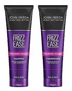 John Frieda Frizz Ease - Flawlessly Straight Kit Shampoo e Condicionador