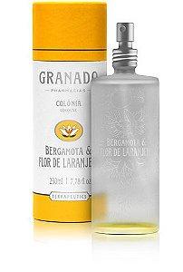 Granado Colônia Bergamota e Flor de Laranjeira 230ml
