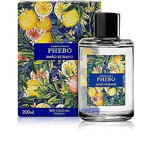 Phebo Colônia Limão Siciliano  200ml