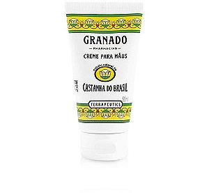 Granado Creme de Mãos Castanha do Brasil 50ml