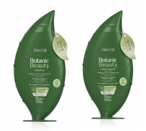 Amend Botanic Beauty Fortalecimento - Kit Shampoo e Condicionador