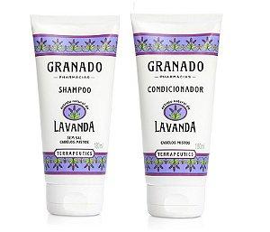 Granado Kit Shampoo e Condicionador Lavanda
