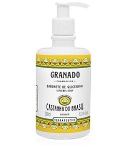 Granado Sabonete Líquido Castanha do Brasil 300ml