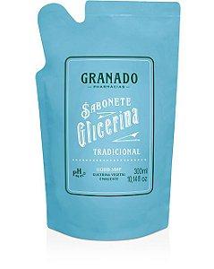 Granado Refil Sabonete Líquido Glicerinado Tradicional 300ml