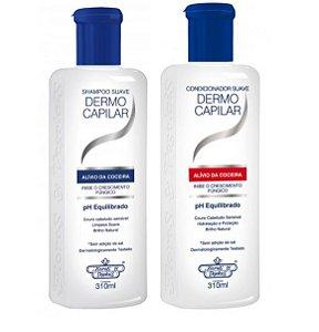 Flores e Vegetais Dermo Capilar - Kit Shampoo e Condicionador