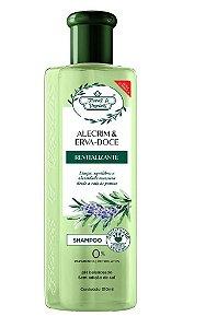 Flores e Vegetais Alecrim e Erva Doce - Shampoo 300ml