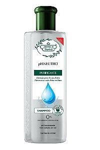 Flores e Vegetais Neutro - Shampoo 300ml
