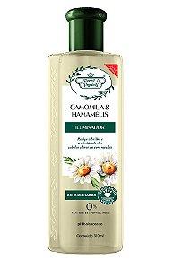 Flores e Vegetais Camomila e Hamamélis - Condicionador 300ml
