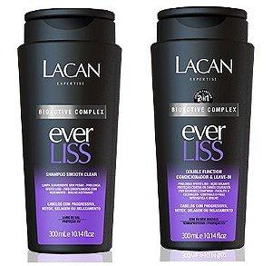 Lacan Ever Liss - Kit Shampoo e Condicionador