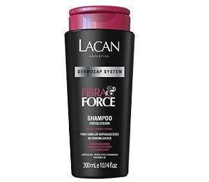 Lacan Fibra e Force - Shampoo Fortalecedor 300ml