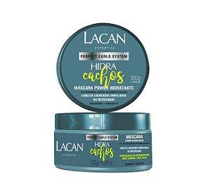 Lacan Hidra Cachos - Máscara Power Hidratante 300g