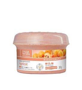 Dagua Natural Creme Esfoliante Média Abrasão Apricot 300g