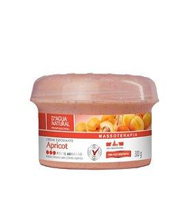 Dagua Natural Creme Esfoliante Forte Abrasão Apricot 300g