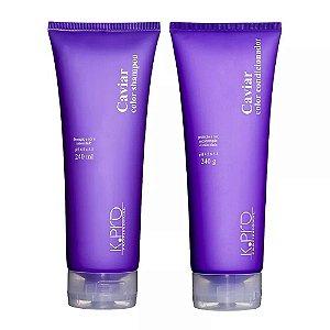Kpro Caviar Color - Kit Shampoo e Condicionador