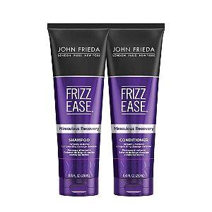 John Frieda Frizz Ease - Miraculous Recovery Kit Shampoo e Condicionador