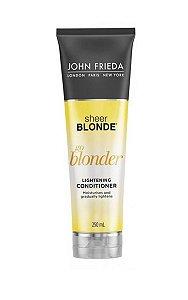 John Frieda Sheer Blonde - Go Blonder Condicionador 250ml