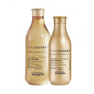 Loreal Serie Expert Nutrifier - Kit Shampoo e Condicionador
