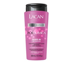 Lacan Pós Química - Leave-in Multiprotetor 300ml