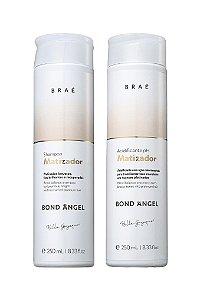 Braé Bond Angel - Kit Shampoo e Acidificante pH