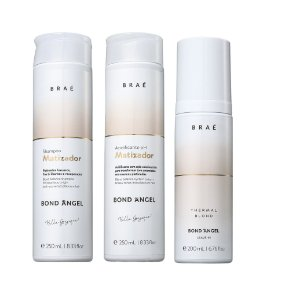 Braé Bond Angel - Kit Shampoo Acidificante e Thermal Leave-in