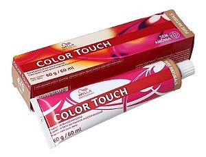 Wella Color Touch Tonalizante 4/0 Castanho Médio 60g