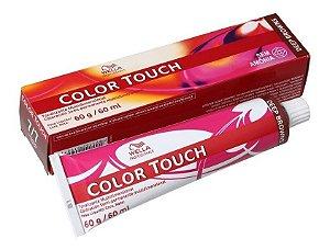 Wella Color Touch Tonalizante 7/7 Louro Médio Marrom 60g