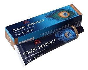 Wella Color Perfect Tinta 6/0 Louro Escuro 60g