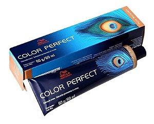 Wella Color Perfect Tinta 7/0 Louro Médio 60g