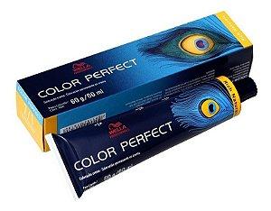Wella Color Perfect Tinta 7/1 Louro Médio Acinzentado 60g