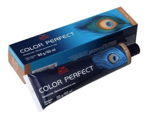 Wella Color Perfect Tinta 8/0 Louro Claro 60g