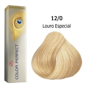 Wella Color Perfect Tinta 12/0 Louro Especial 60g