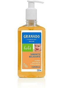 Granado Bebê Sabonete Líquido Camomila Relaxante 250ml