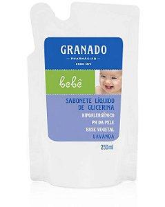 Granado Bebê Refil Sabonete Líquido Lavanda 250ml