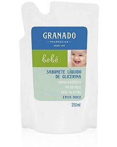 Granado Bebê Refil Sabonete Líquido Erva-doce 250ml