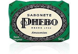 Phebo Sabonete Barra Amazonian 90g