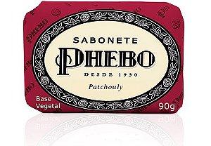 Phebo Sabonete Barra Patchouly 90g