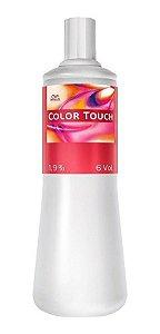 Wella Color Touch Emulsão Tonalizante 6Vol 1L