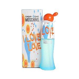 Perfume Moschino Cheap And Chic, I Love Love 30ml