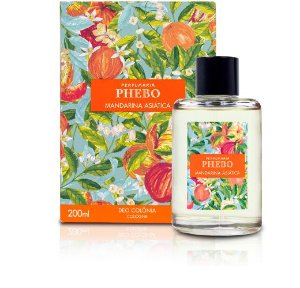 Phebo Colônia Mandarina Asiática 200ml