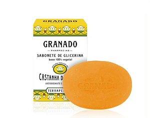 Granado Sabonete Barra Castanha do Brasil 90g