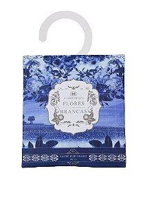 Madressenza Flores Brancas - Sachê Perfumado 80ml