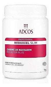 Adcos Reduxcel Slim - Creme De Massagem Redutor Plus 1kg