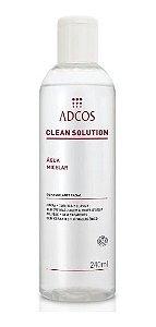 Adcos Clean Solution - Água Micelar 240ml