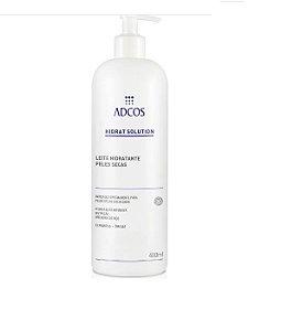 Adcos Hidrat Solution - Leite Hidratante Peles Secas 480ml