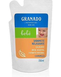 Granado Bebê Refil Sabonete Líquido Camomila 250ml