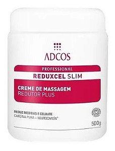 Adcos Reduxcel Slim - Creme De Massagem Redutor Plus 500g