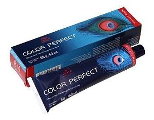 Wella Color Perfect Tinta 8/4 Louro Claro Avermelhado 60g