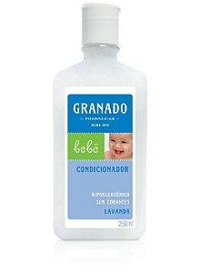 Granado Bebê Condicionador Lavanda 250ml